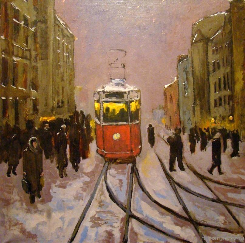Вячеслав Агалаков — «Питерский трамвай».