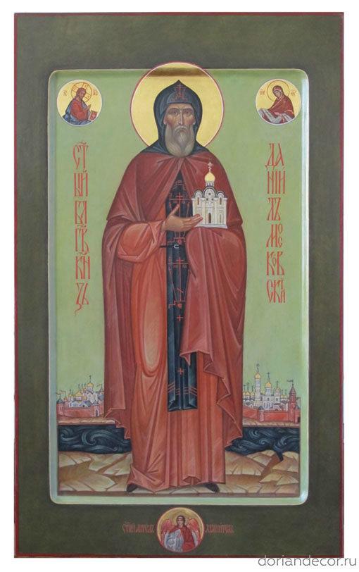 Мерная икона Даниилы Московского