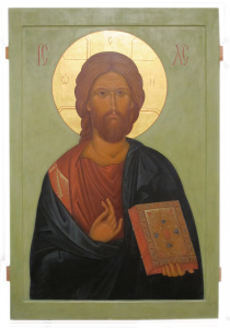 The Savior, 120x90cm, 2004