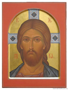 The Savior, 40x30cm, 2011