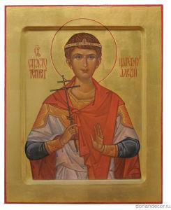 St. czarevitch Alexey. 2013.