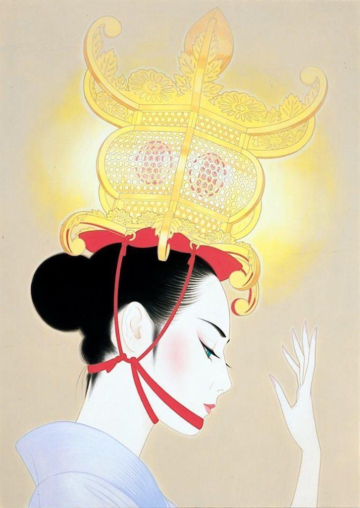 Художник Ичиро Цурута