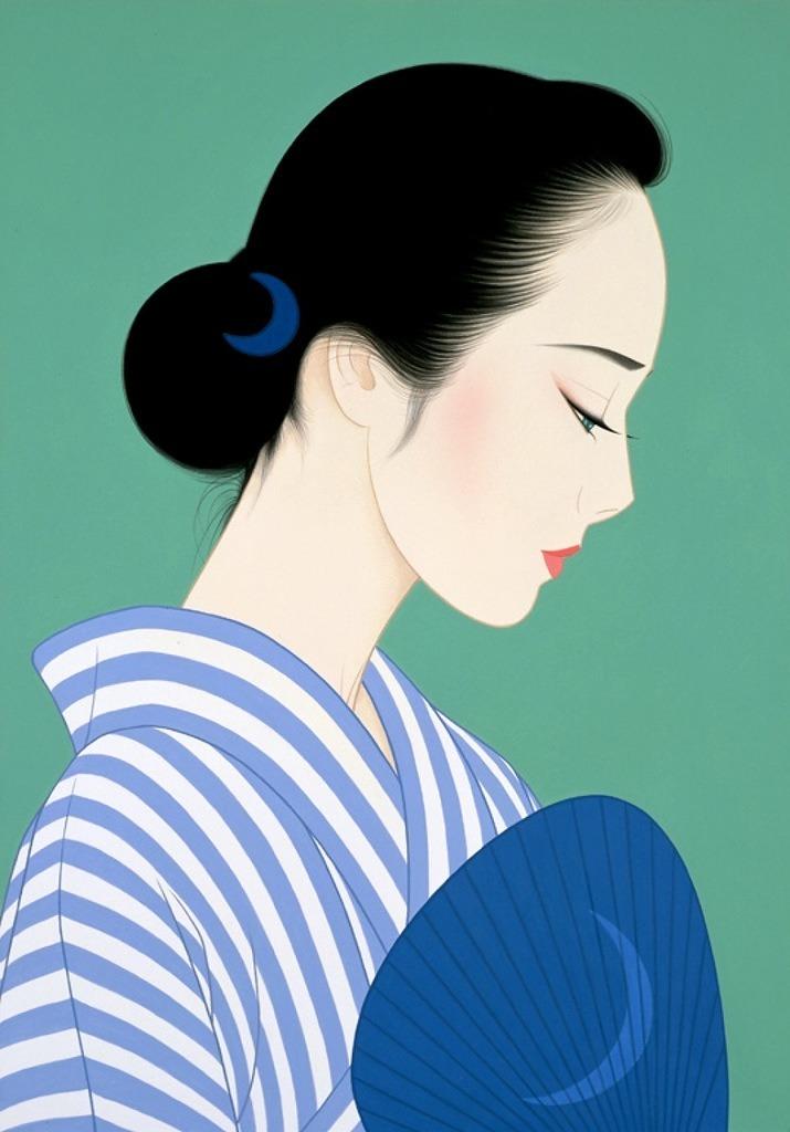 Иллюстратор Ichiro Tsuruta