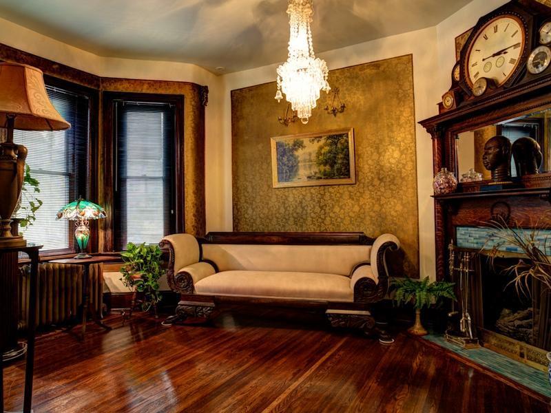 Декор интерьера в Викторианском стиле