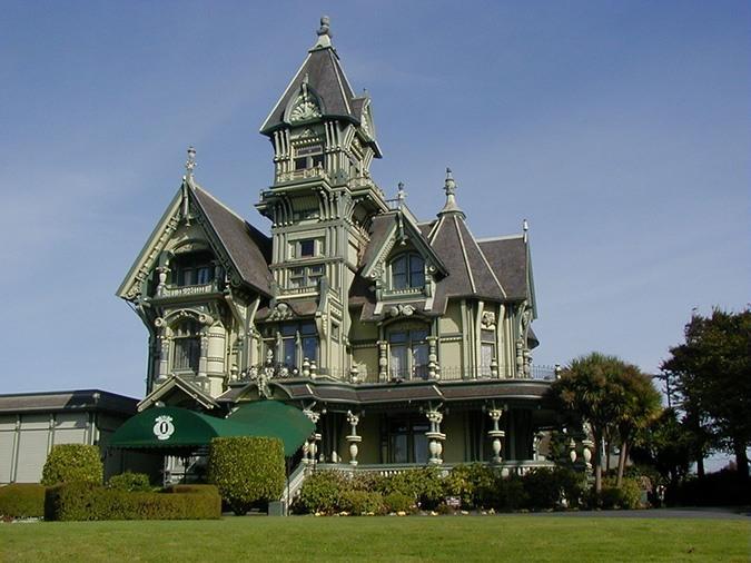 современная викторианская архитектура