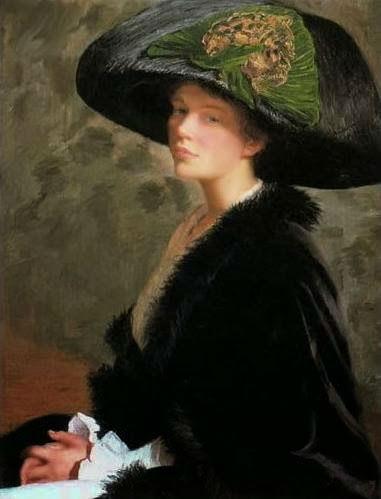 Лила Кэбот Пэрри, 1913