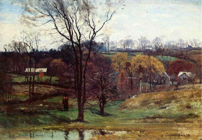 John Joseph Enneking пейзаж