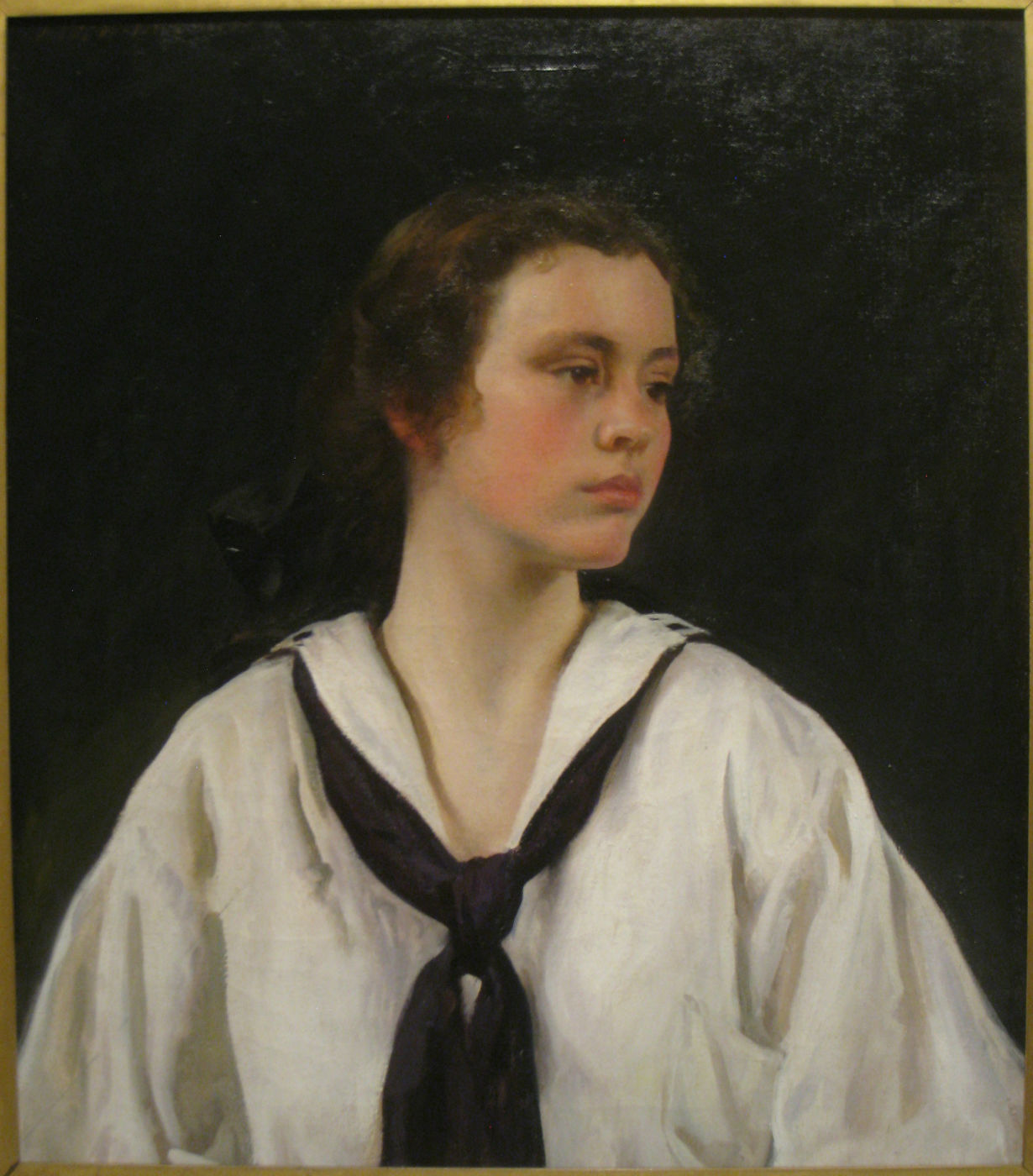 Joseph DeCamp - Sally, 1907