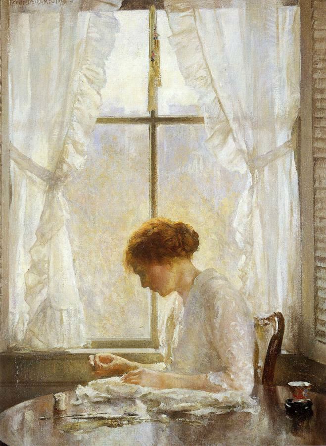 Joseph DeCamp - The Seamstress