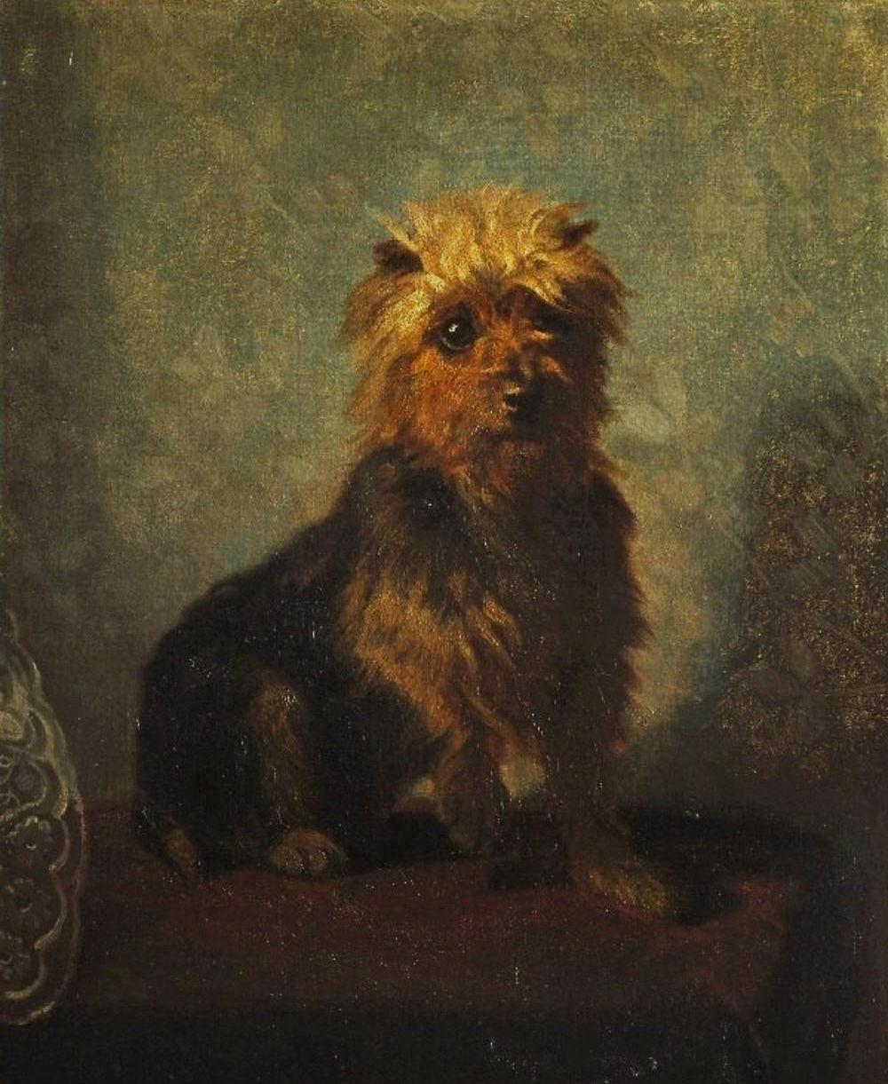 Abbott Handerson Thayer - Chadwick's Dog