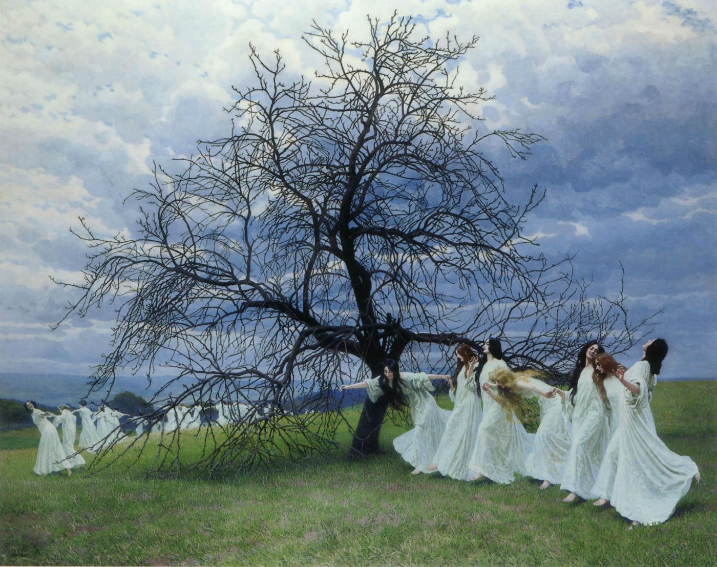 Maximilian Lenz - A Song of Spring (Песня весны)
