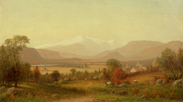 Charles Wilson Knapp - Mount Washington