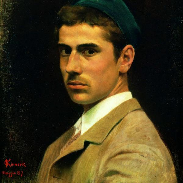 Художник Джорджо Кинерк