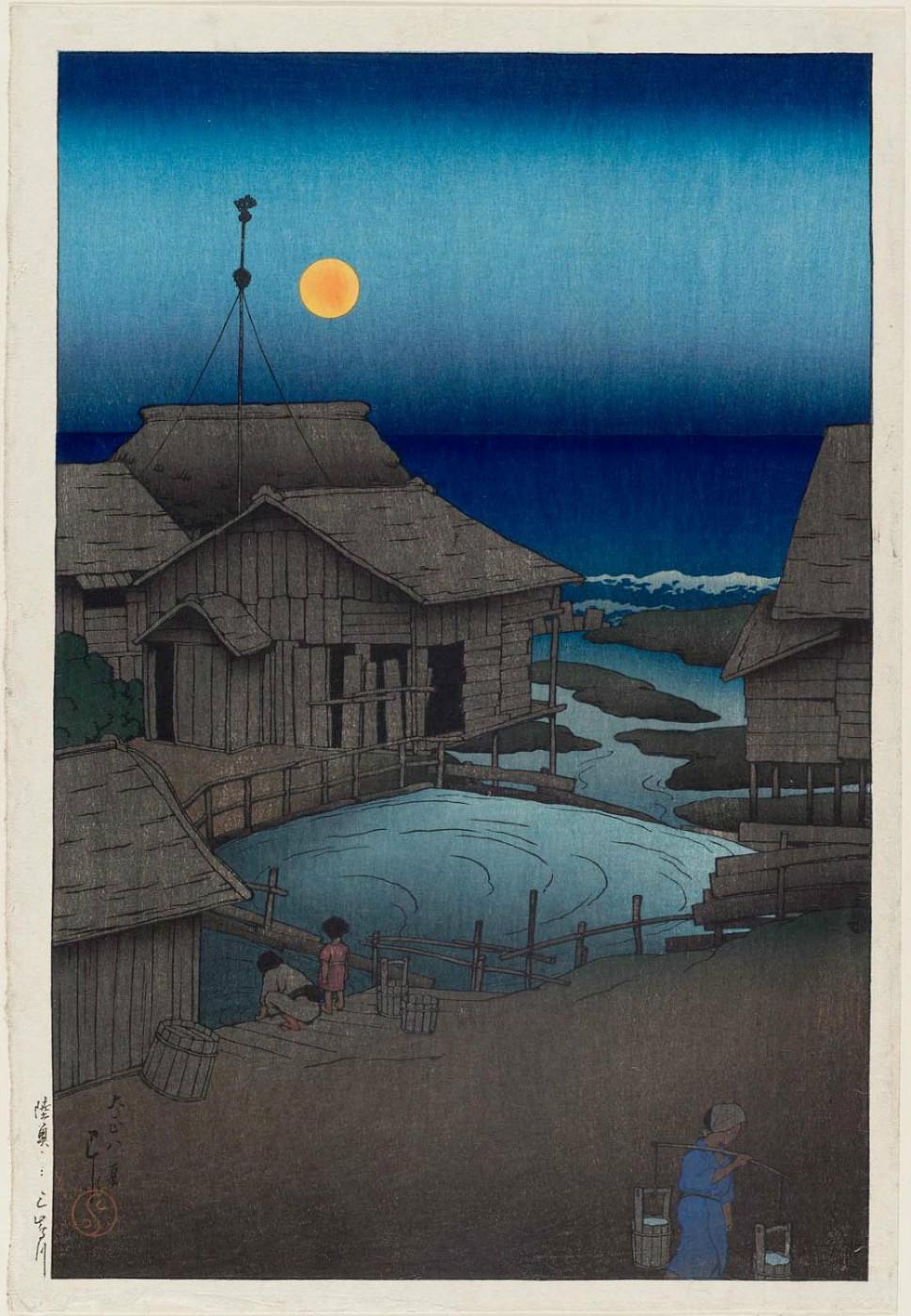 Kawase Hasui (2)