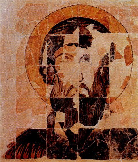 Керамическая икона Болгарии