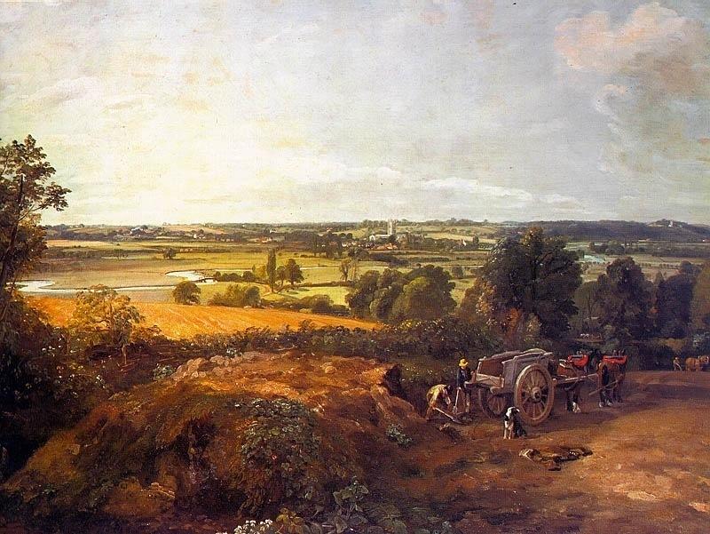 Лджон Констэбл, 1814