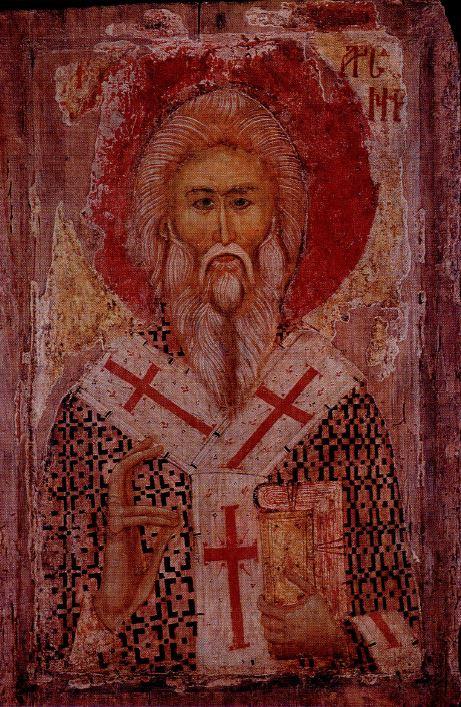 Святой Арсений, 14-15 вв.
