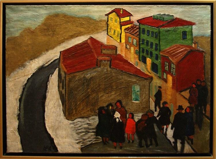 «Газа-невская культура» в Ленинградском искусстве