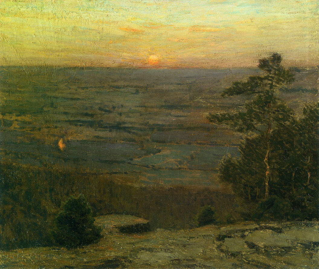 charles-warren-eaton-xx-the-shawangunk-valley-xx-private-collection