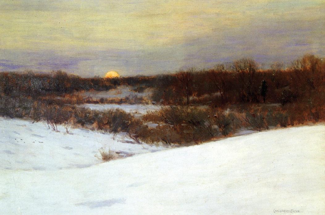 charles_warren_eaton_-_winter_sunrise