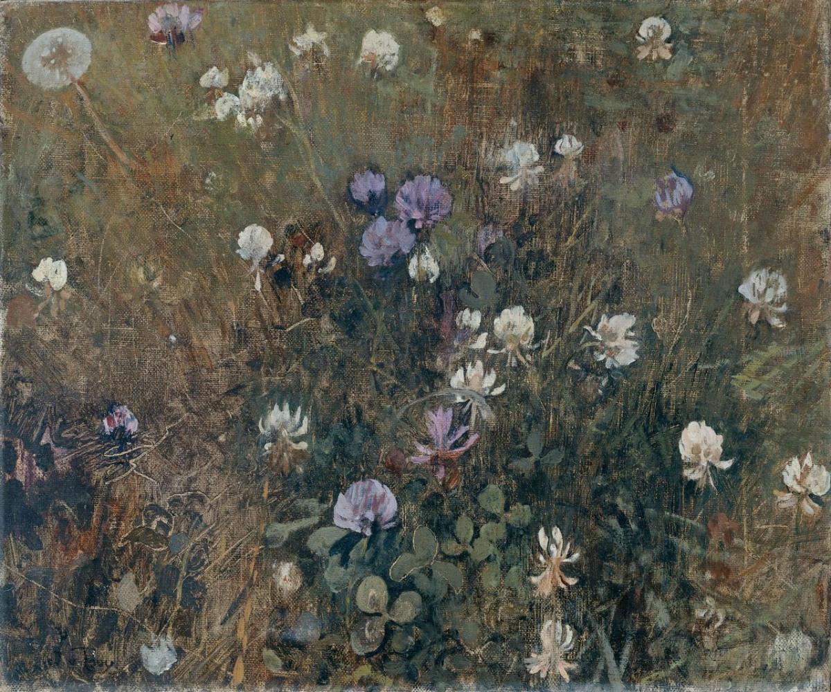 Нидерландский художник Jacobus van Looy