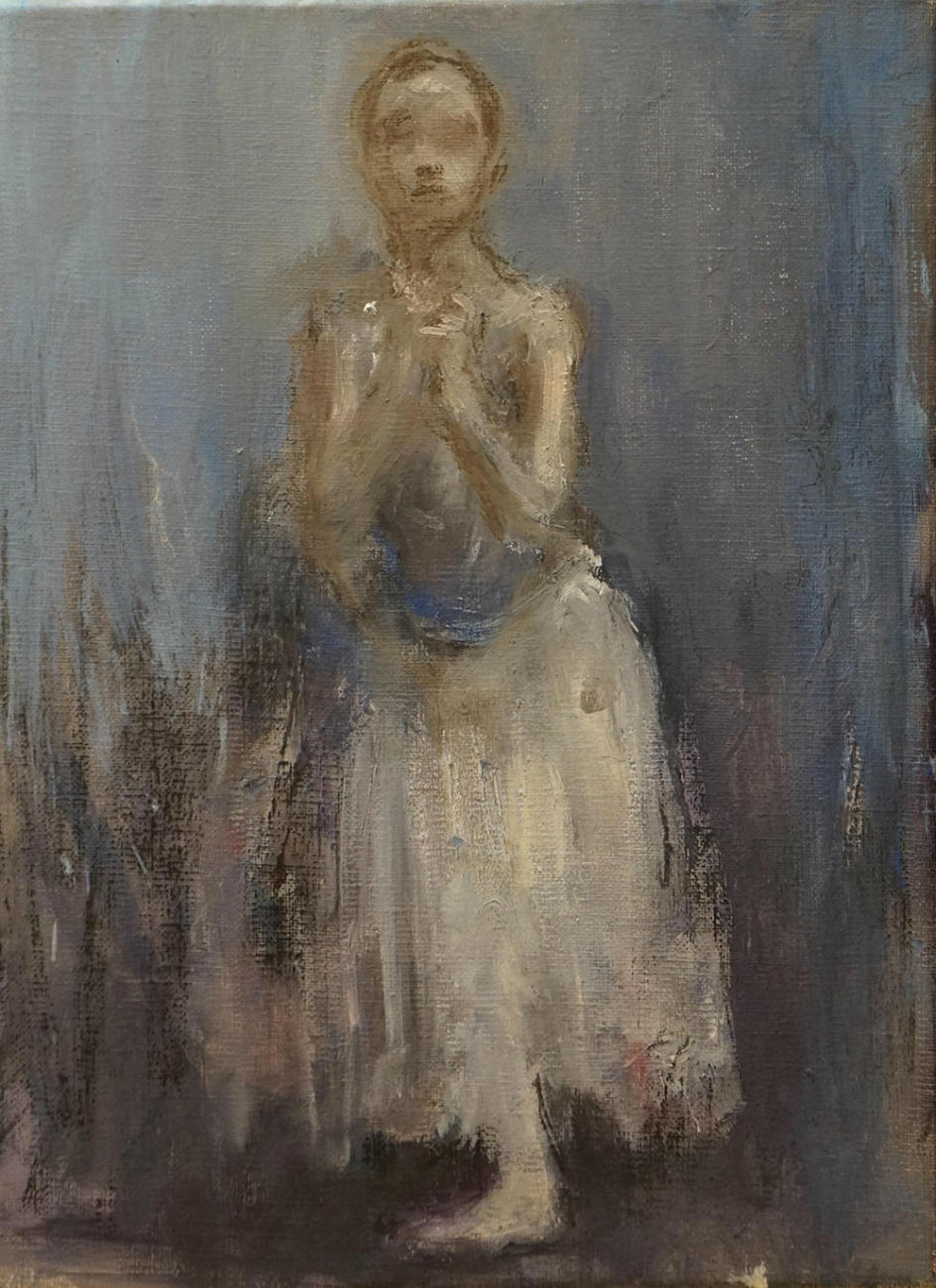 Петербургский художник Сергей Бакин (4)