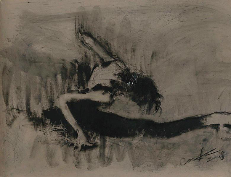 Петербургский художник Сергей Бакин (5)