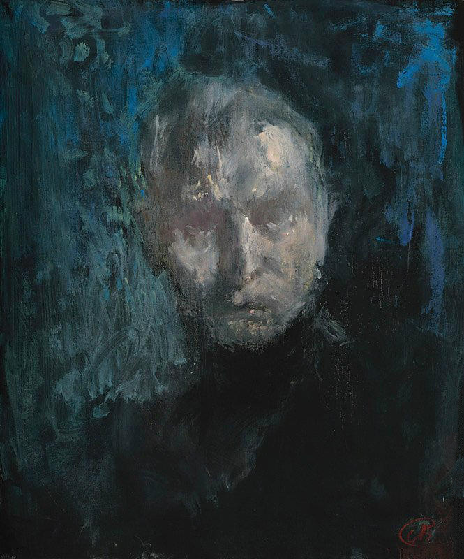 Петербургский художник Сергей Бакин (6)