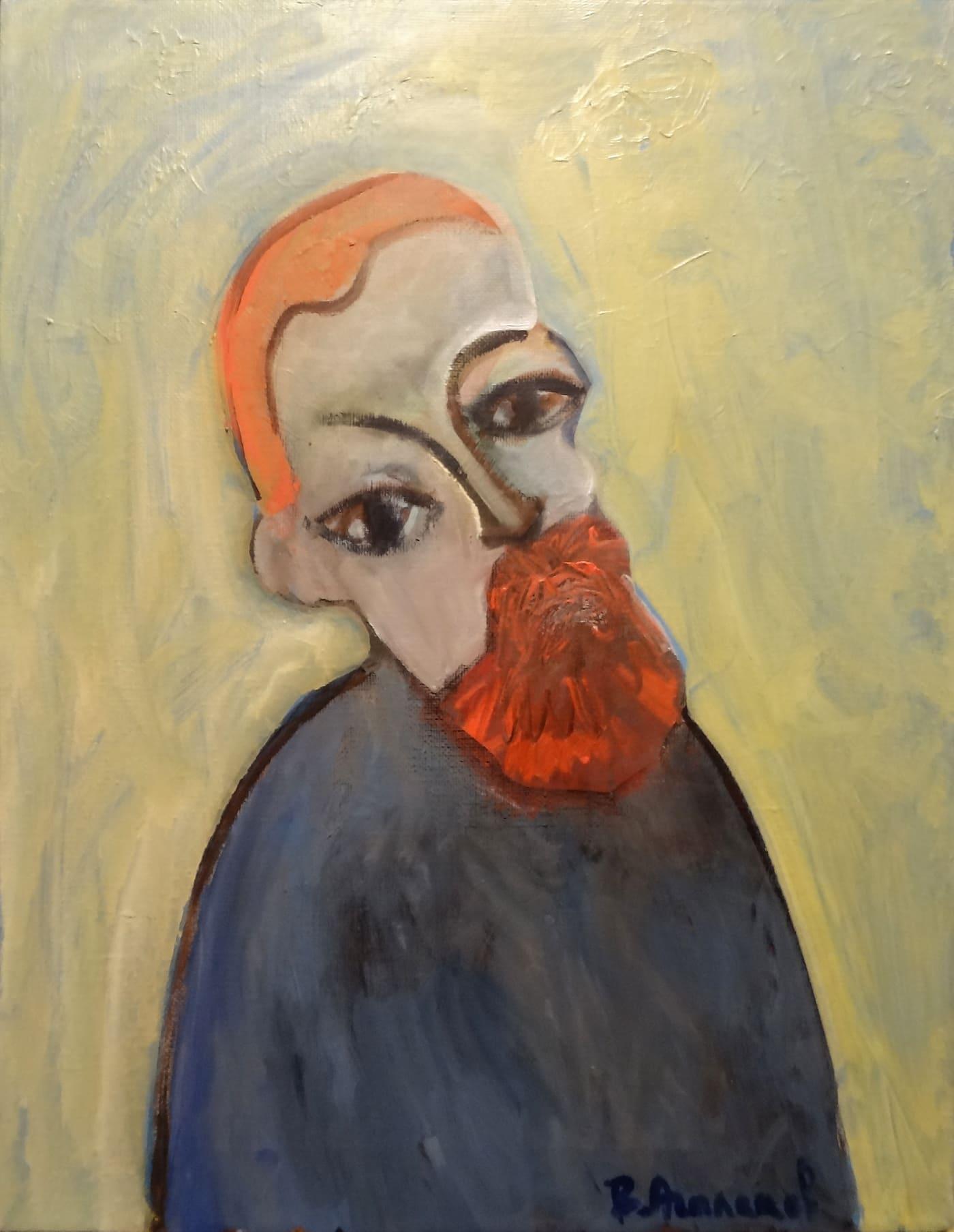 """Вячеслав Агалаков - """"Рыжая борода"""", 2018"""